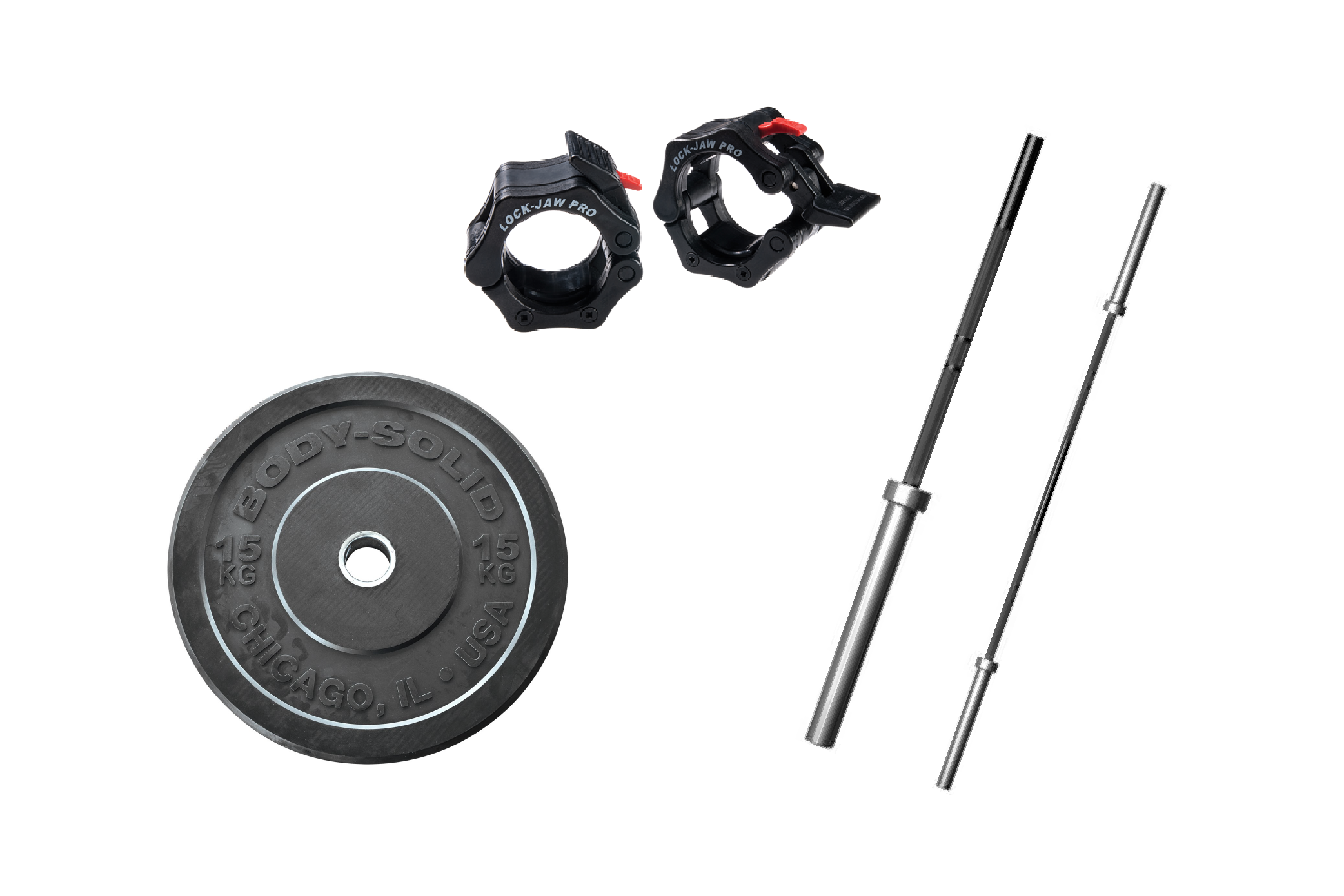 BodyTrading Weight Set 15 kg