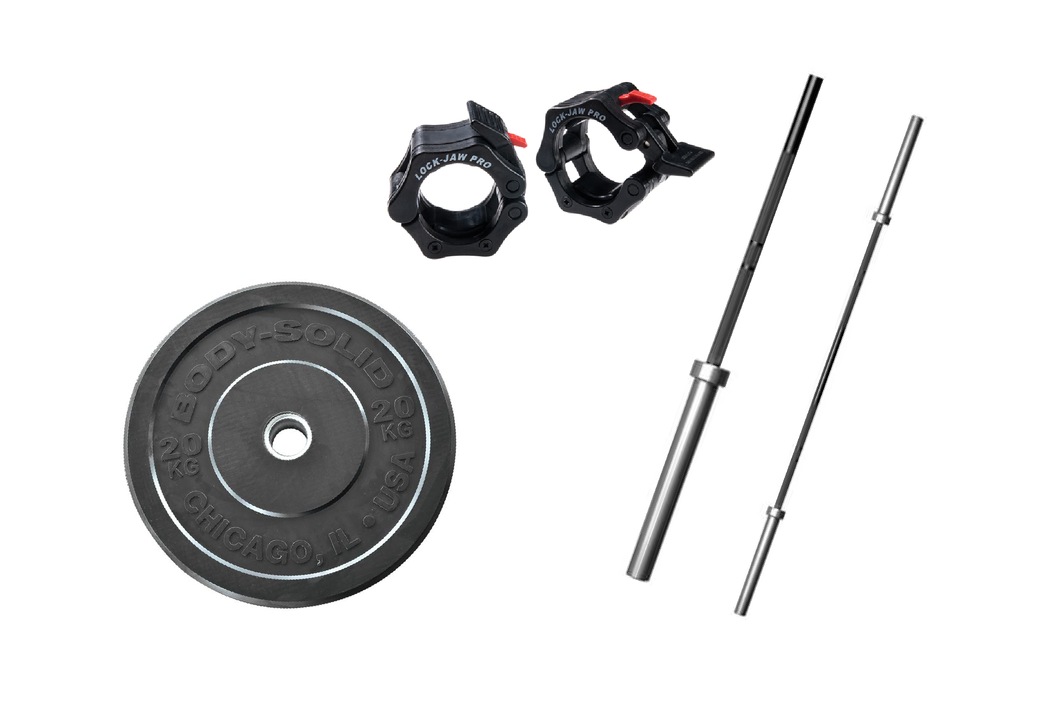 BodyTrading Weight Set 20 kg