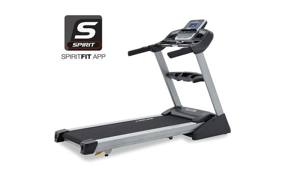 Spirit Fitness Foldable Treadmill